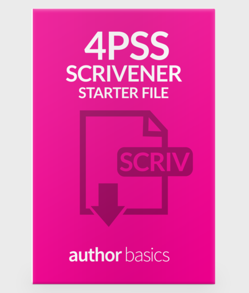 writing-tools-scrivener-starter-file-author-basics